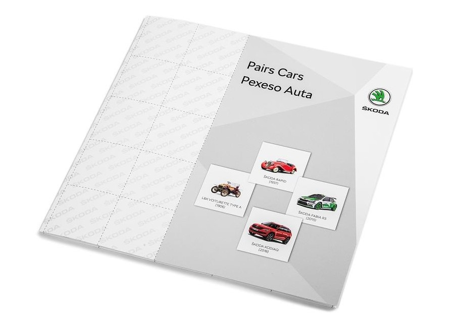 SKODA PAIRS CARS